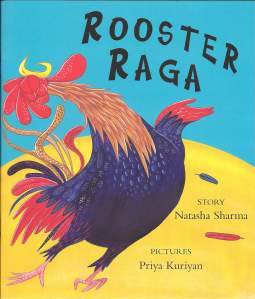 Rooster Raga cover scan low res